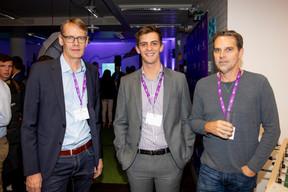 Christian Gutenkauf (CNPSES), Luc Berns et Marc Muller ((Photo: Jan Hanrion/Maison Moderne))