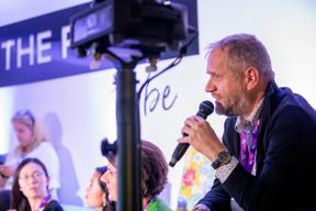 Laurent Kratz (Scorechain) ((Photo: Jan Hanrion/Maison Moderne))