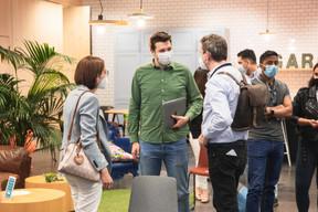Start-up Stories: Round 3–08.06.2021 ((Photo:Simon Verjus/Maison Moderne))