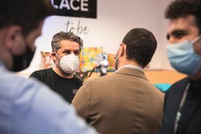 Dan Romescu (Xcope) ((Photo:Simon Verjus/Maison Moderne))