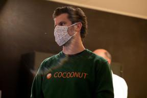 Nicolas Legay (Cooconut) ((Photo: Julian Pierrot / Maison Moderne))