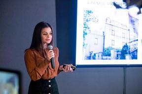 Oxana Turtureanu (DigitalUs) ((Photo: Julian Pierrot / Maison Moderne))