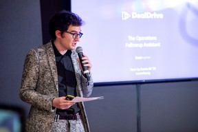 Guillaume Chatelain (DealDrive) ((Photo: Julian Pierrot / Maison Moderne))