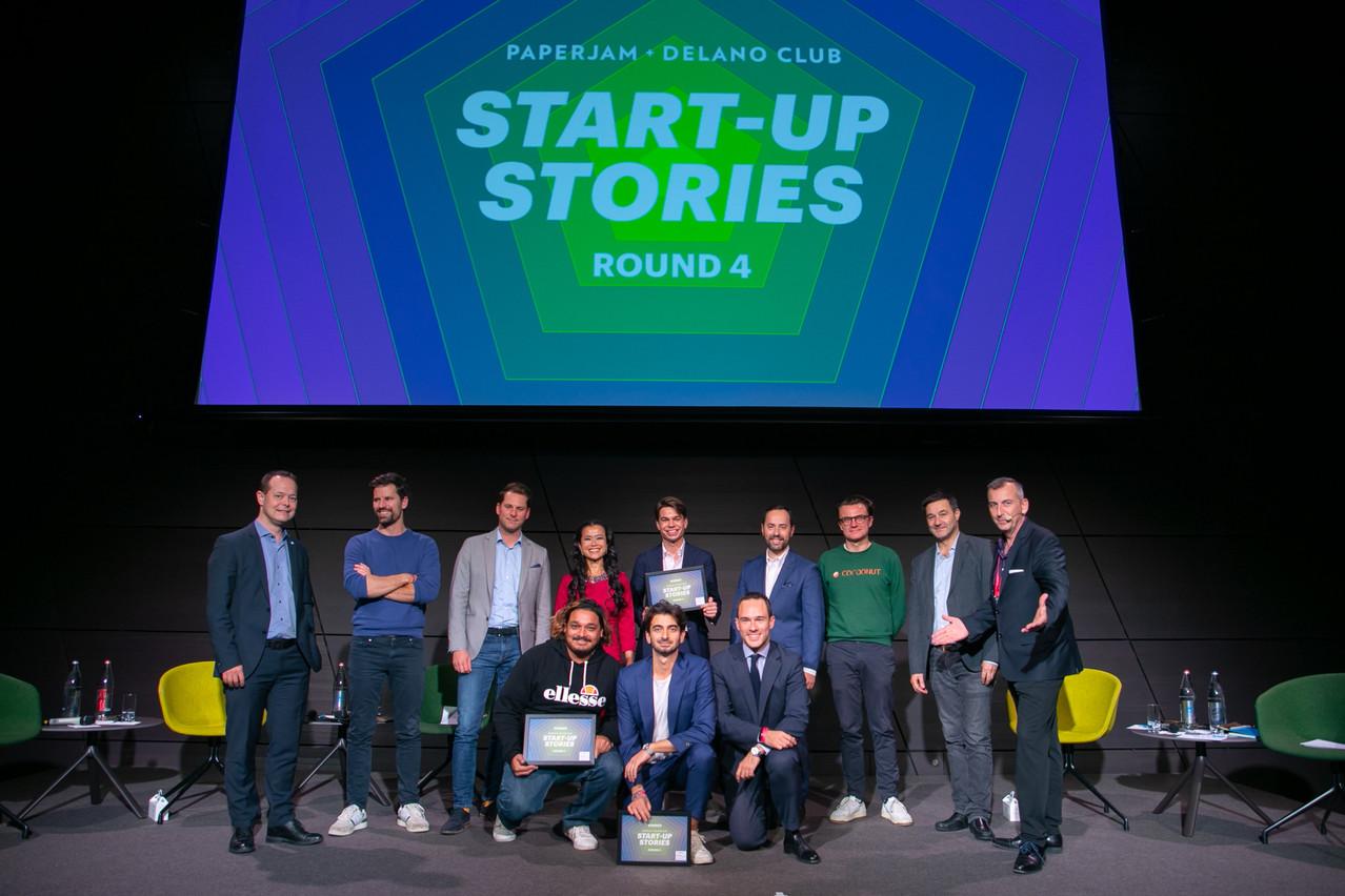 Start-up Stories: Round 4 (Photo: Matic Zorman/Maison Moderne)