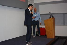 Julien Delpy (Paperjam Club) et Juho Wallenius (Mash) ((Photo: Cristina Tita Andrez))