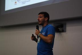 Carlos Morais (Nimest Tech) ((Photo: Cristina Tita Andrez))