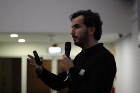 Sergio Alves (Beamian) ((Photo: Cristina Tita Andrez))