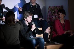 Eugène Mizin (Job Today) ((Photo: Jan Hanrion/ Maison Moderne))