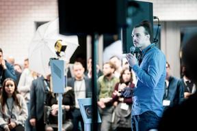Florian Feltes (Zortify) ((Photo: Jan Hanrion/ Maison Moderne))
