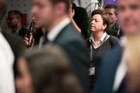 Gaetane Meilleur (AIBM) ((Photo: Jan Hanrion/ Maison Moderne))