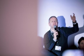 Laurent Kratz (Scorechain) ((Photo: Jan Hanrion/ Maison Moderne))