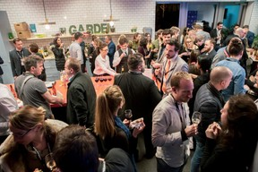 Start-Up Stories - Round 1 - 20.03.2019 ((Photo: Jan Hanrion/ Maison Moderne))