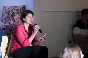 Vania Henry (Legitech) ((Photo: Jan Hanrion/ Maison Moderne))