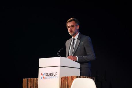 Avec le site startupluxembourg.com, le ministre de l'Économie crée un point de fixation pour ceux qui seraient intéressés par l'univers des start-up au Luxembourg et en difficulté pour trouver des informations. (Photo: Luxinnovation)