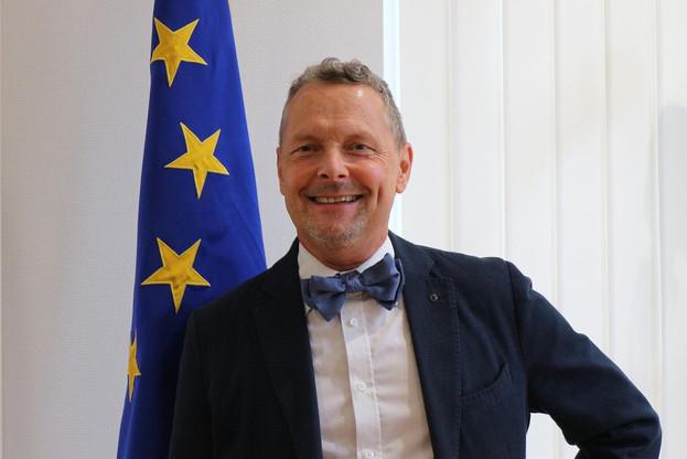 Selon le communiqué de la Commission, en tant qu'ancien chef de la Représentation régionale à Bonn, Stephan Koppelberg «connaît bien la Grande Région». (Photo: Union européenne)