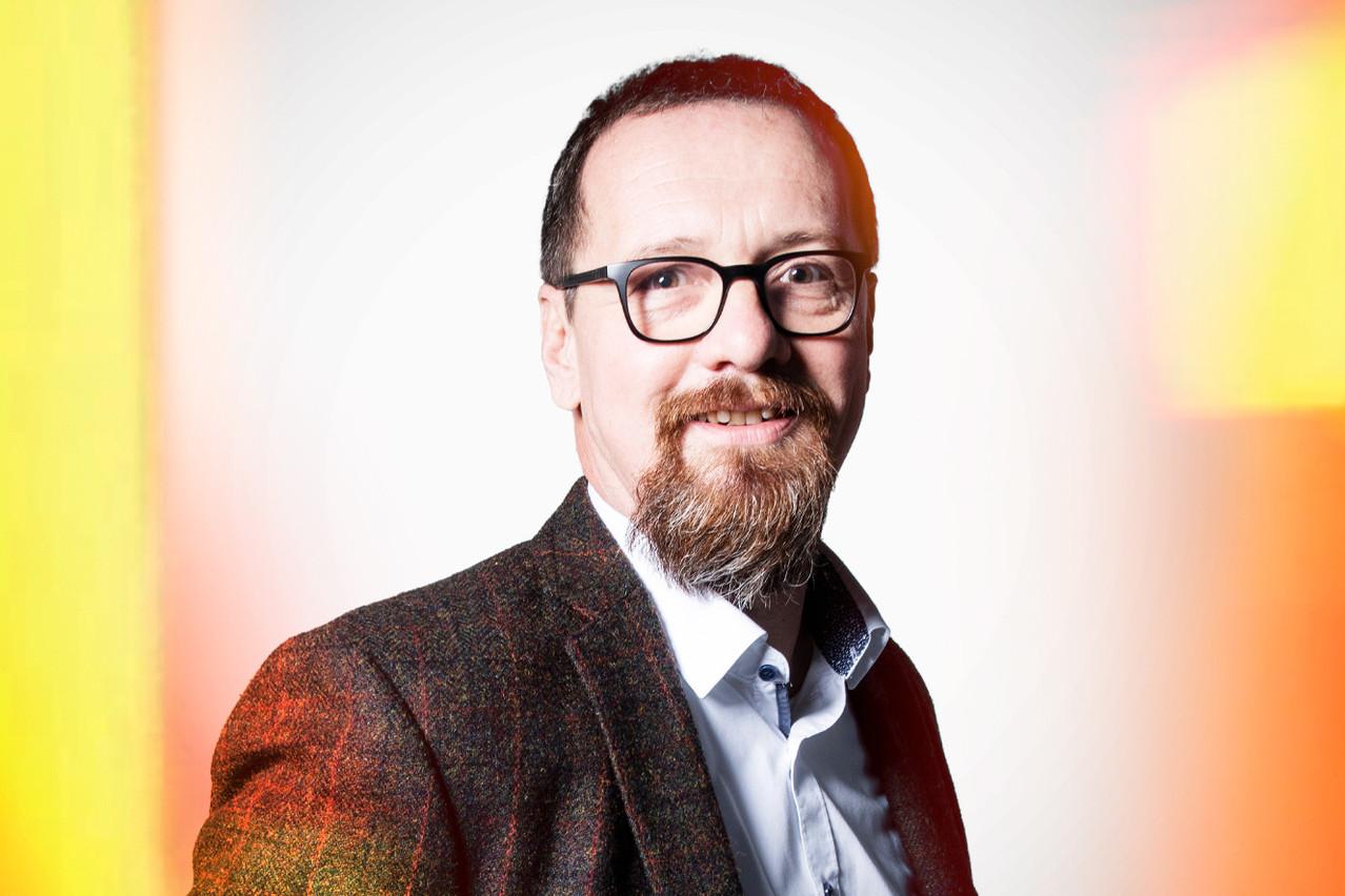 Ralf Hustadt,Digital Acceleration Lead,Telindus. (Photo: Maison Moderne)
