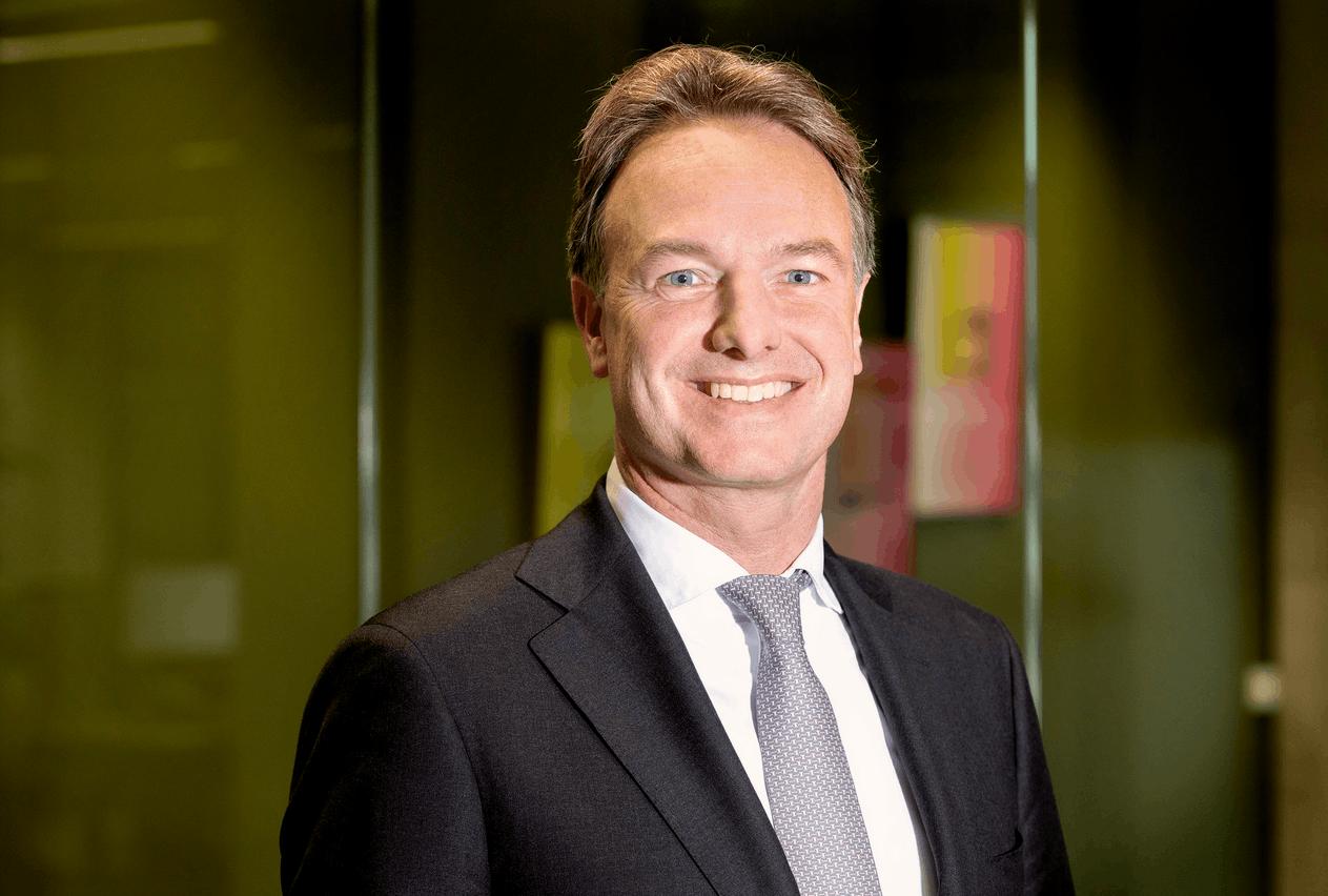 Steven van Rijswijk a fait l'essentiel de sa carrière avant de prendre les commandes de la banque hollandaise en juillet prochain. (Photo: ING)
