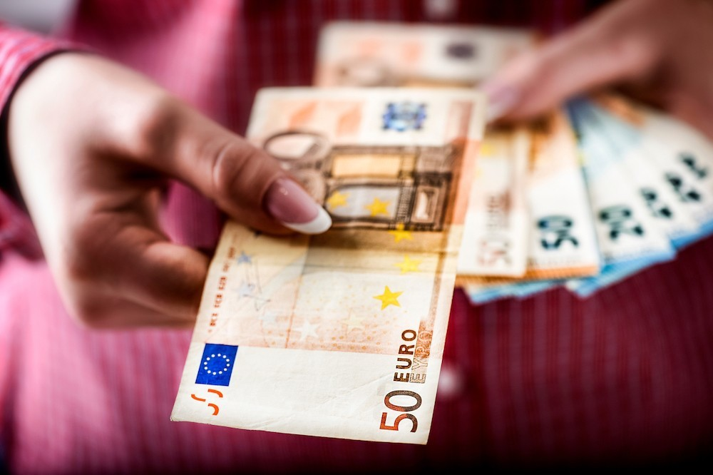 The EU has updated rules on moving cash and non-cash valuables across borders Shutterstock