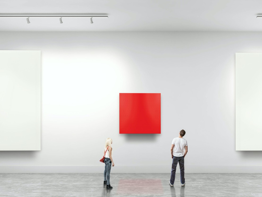Art sales are up by 18% in Asia (Photo: UBS)