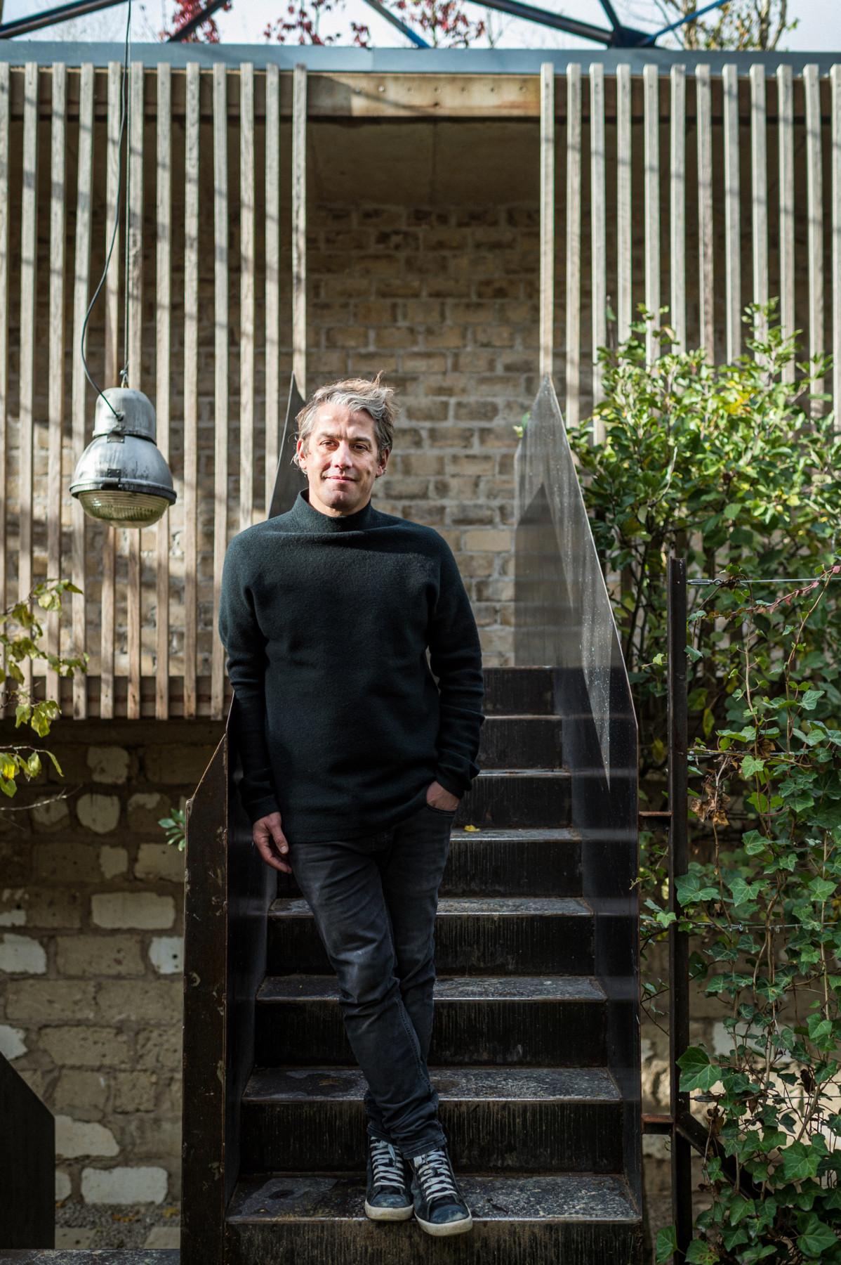 Steve Krack, CEO & founder d'Unité d'habitation. (Photo: Mike Zenari)