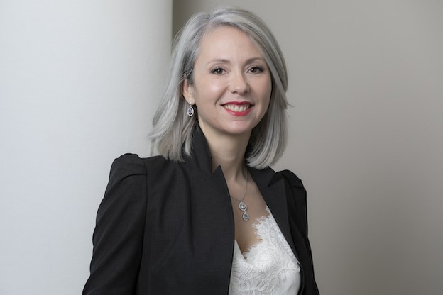 Kathia Robert, Directrice Résidentiel, CBRE Photo: CBRE