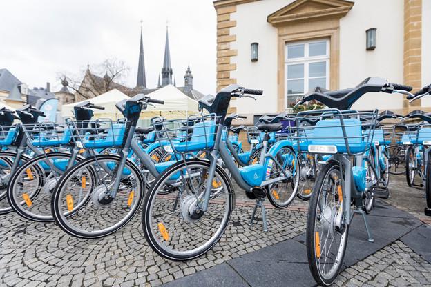 Vel'oh à Luxembourg, c'est désormais 788 vélos en service et 88 stations réparties sur tout le territoire communal. (Photo: Caroline Martin, Caro-Line Photography/Archives)