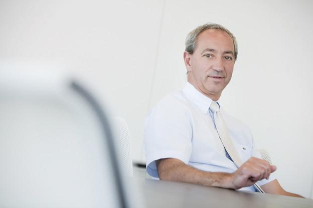 Robert Roux: «Nous voudrions désormais repenser nos process, notamment en participant au programme Fit4Innovation de Luxinnovation.» (Photo:System Solutions)