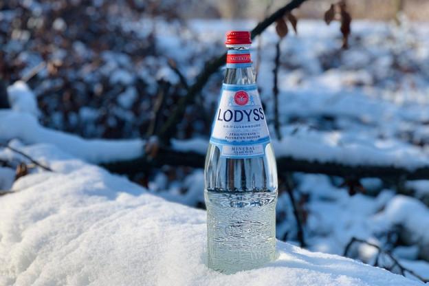 En quelques mois, les bouteilles de verre Lodyss ont su s'imposer sur le marché local et remporter des distinctions à l'international. (Photo: Brasserie Nationale)