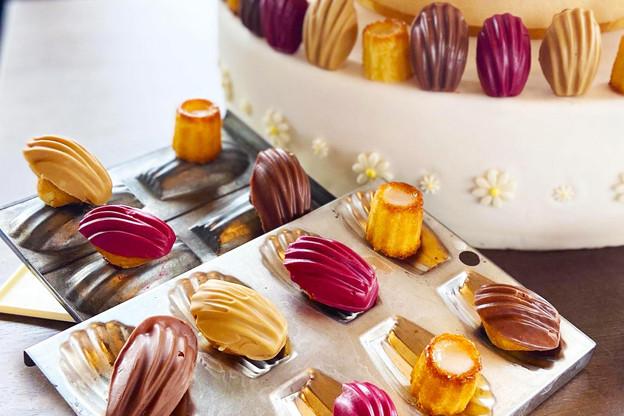 Actualité fournie pour le collectif Les Sucrés du Lux: un nouveau vice-président, 5 nouveaux membres et une collection gourmande de gâteaux de voyage… (Photo: Anaïs Chabreuil)