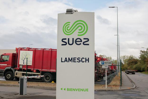 Suez-Lamesch devrait passer entre les mains du groupe allemand Prezero au premier trimestre 2021. (Photo: Matic Zorman /archives)