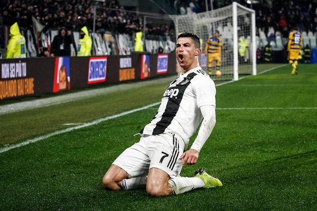 La Juventus de la star portugaise Cristiano Ronaldo fait partie des 12clubs derrière ce projet de«Super League». (Photo: Shutterstock).