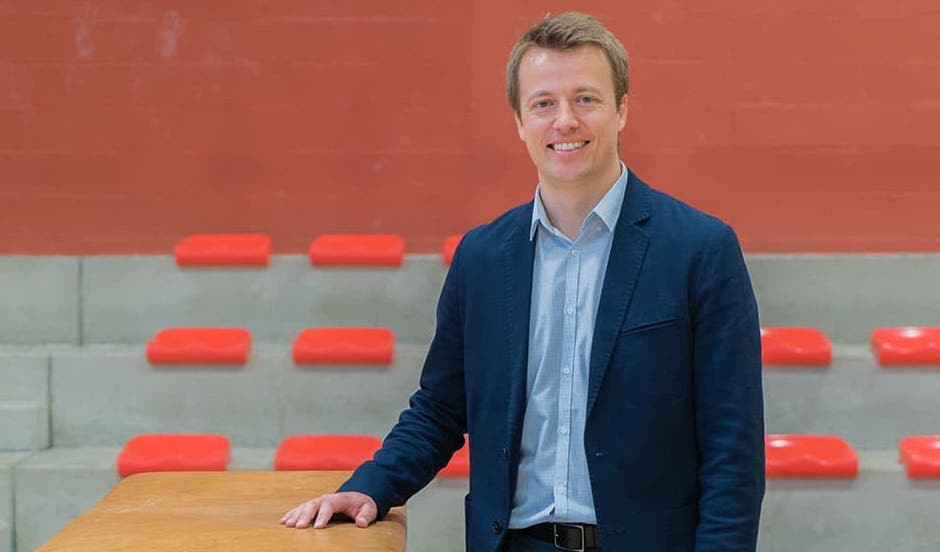 Mathieu Winand, docteur en management du sport et professeur à la Lunex University de Differdange.  (Photo: Lunex University)