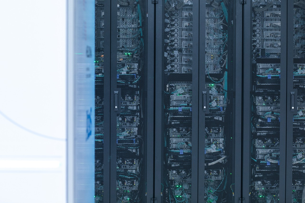 En plus de l'ICT, de l'espace et de la santé, Fit4Start s'ouvre au calcul de haute performance et à l'analyse de données. (Photo: Matic Zorman / Maison Moderne)