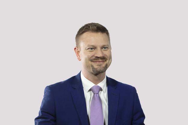 Olivier Portenseigne, CEO, FundsDLT (Photo: Maison Moderne)