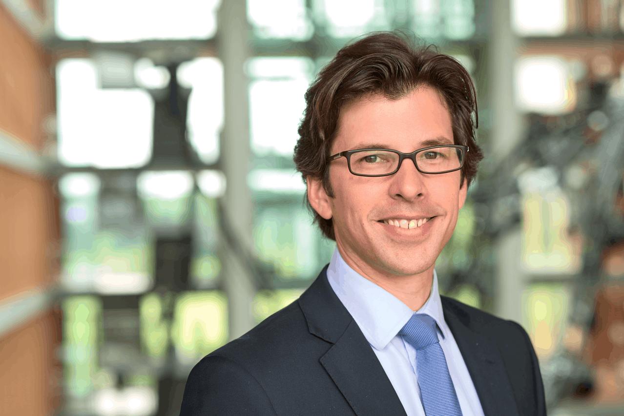 Benjamin Gauthier, Partner, PwC Luxembourg. (Photo: PwC Luxembourg)