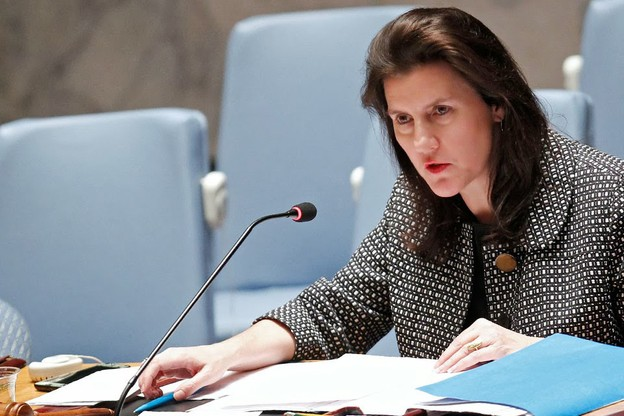 Sylvie Lucas a quitté Washington pour devenir le premier fonctionnaire du ministère des Affaires étrangères et européennes. (Photo: MAE)