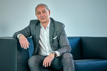 RobertRoux veut assurer la pérennité de l'entreprise familiale qu'il a fondée en 1996. (Photo: SystemSolutions)