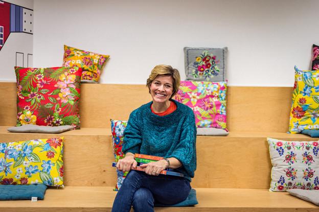 Michelle Glorieux, PDG et cofondatrice de Ta-Da! Language Productions, a de grandes idées sur la façon de rendre les langues plus accessibles. (Photo: Mike Zenari)