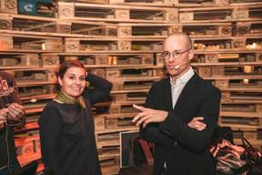 Céline Coubray et Thierry Raizer (Maison Moderne) ((Photo: Romain Gamba, Maison Moderne))