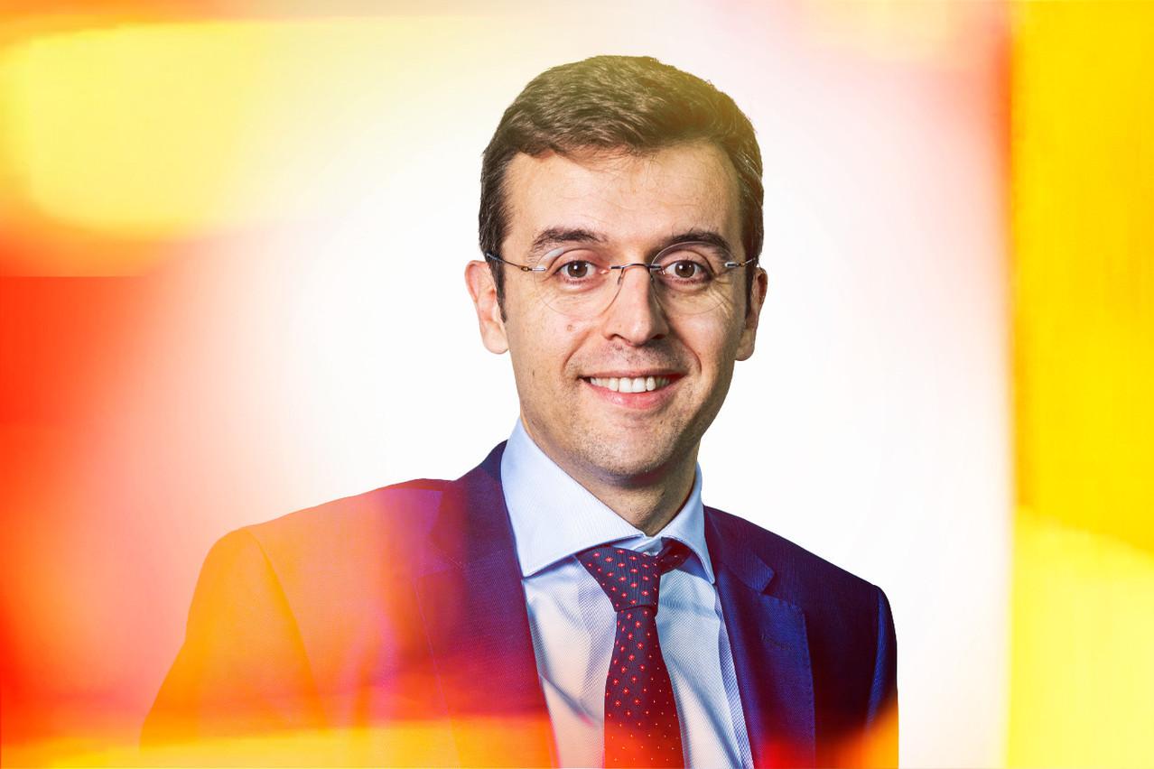 Damien Petit, Head of Private Banking Investments chez Banque de Luxembourg. (Crédit Photo: Maison Moderne)