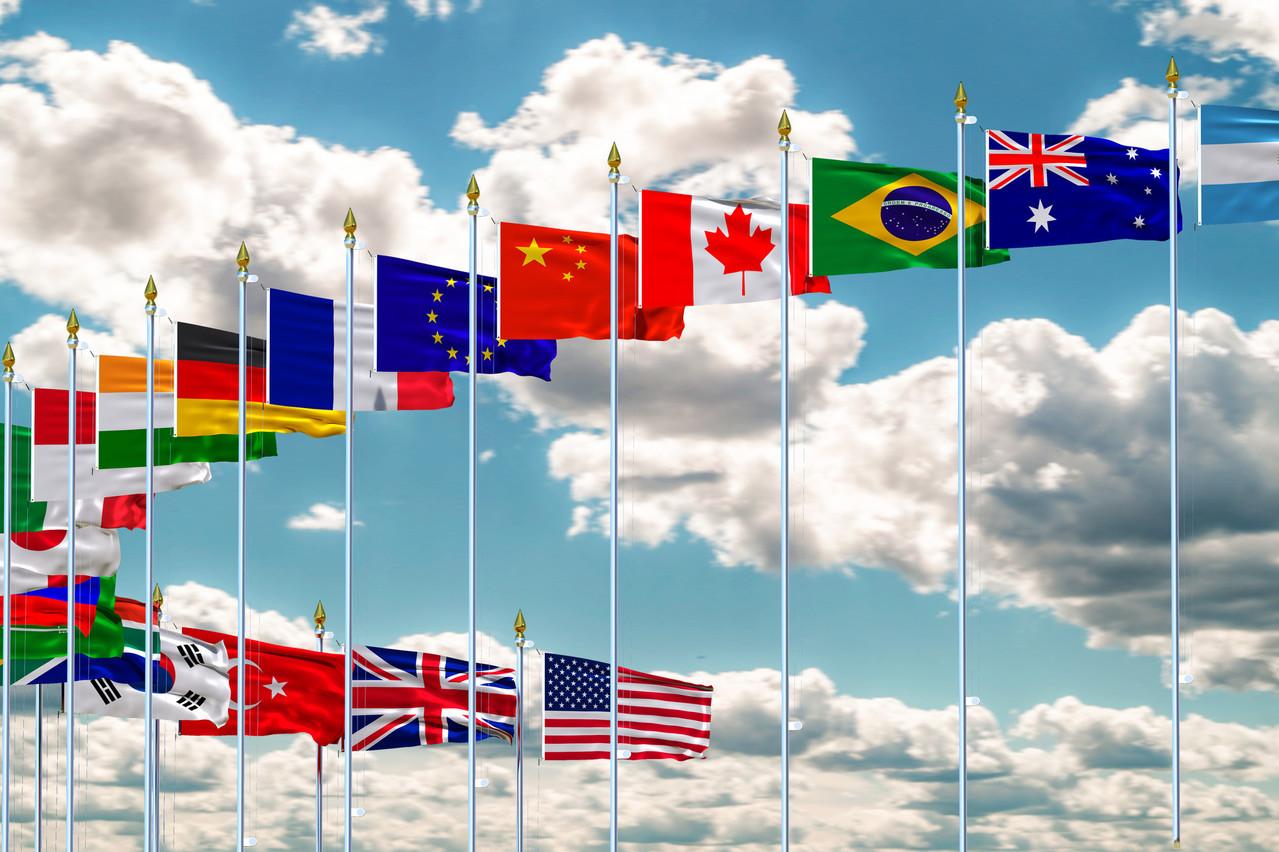 Les ministres des Finances du G20 discutent aujourd'hui d'une taxation minimale des sociétés, avec l'objectif d'un accord d'ici juillet. (Photo: Shutterstock)