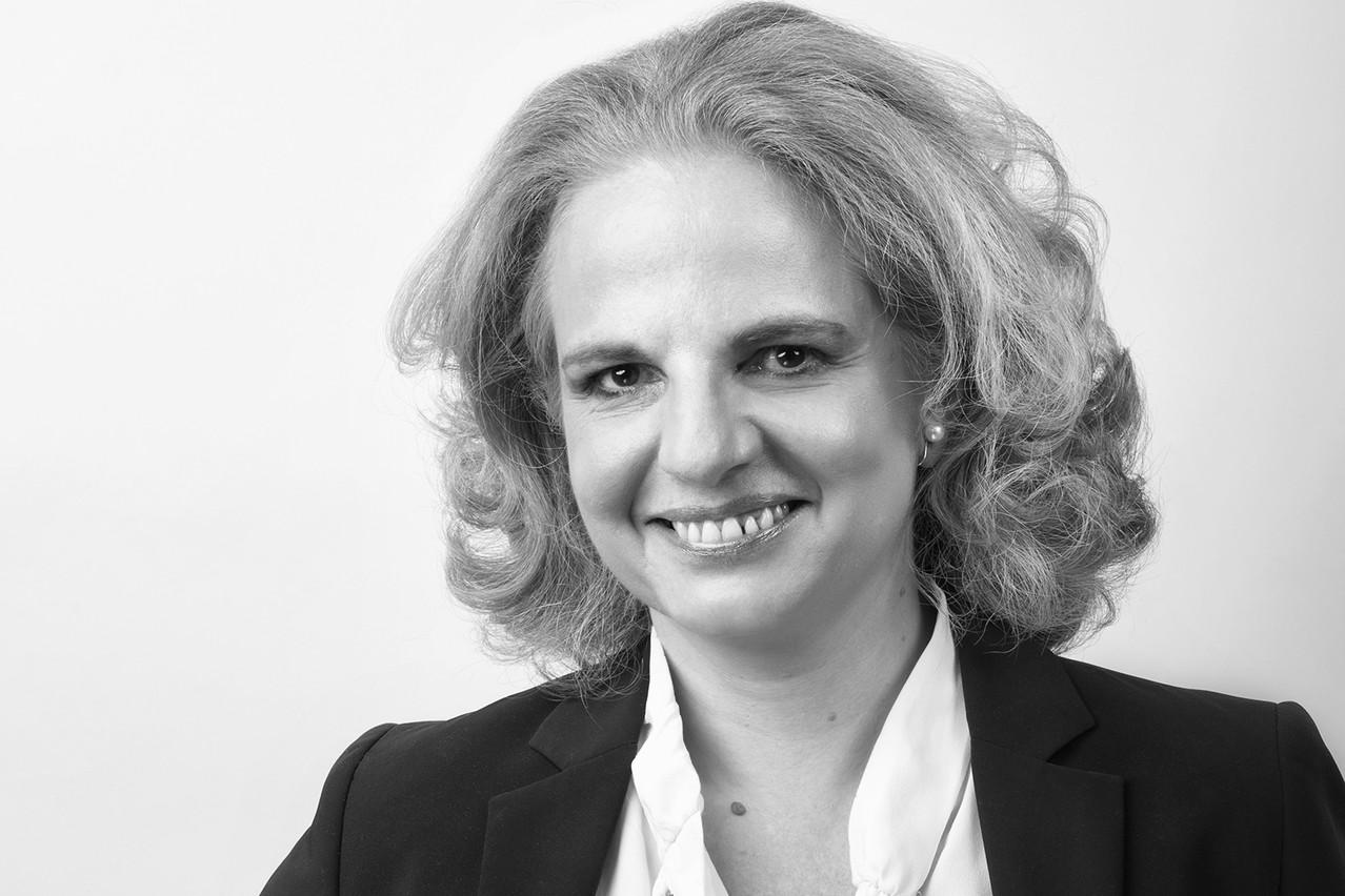 Violaine Champetier de Ribes, coauteure avec Jean Spiri dulivre «Demain, tous Estoniens? L'Estonie, une réponse aux Gafa», paru aux éditions Cent mille milliards. (Photo: DR / Paperjam)