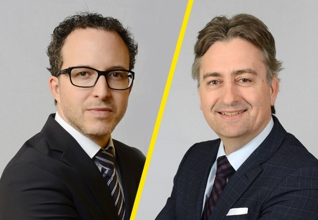 Christian Mertesdorf, Associate Partner, Tax, Global Compliance and Reporting & Elmar Schwickerath, Partner, Tax, Global Compliance and Reporting Leader Luxembourg. (Photo: EY Luxembourg)