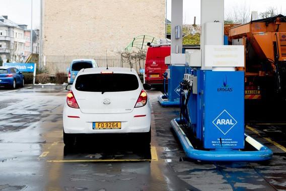 La taxation des carburants doit avoir un effet non négligeable sur la consommation, selon le Statec. (Photo: Maison Moderne/Archives)