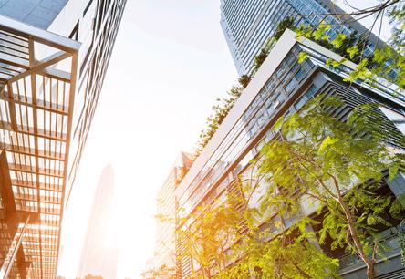 La taxonomie classe les bâtiments économes en énergie et en ressources comme des investissements durables. (Photo: © Getty Images)