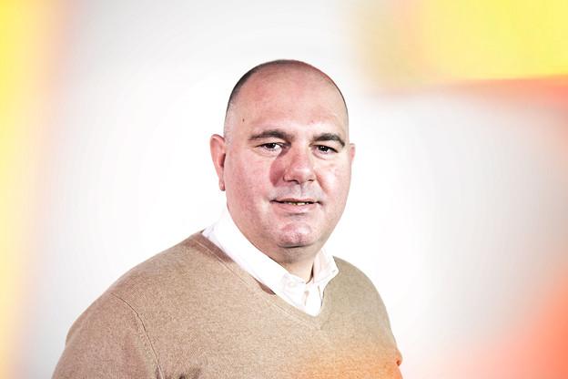 Pierluigi De Felicei, Marketing Manager at Octartech (Crédit: Patricia Pitsch Maison Moderne)