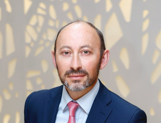 Laurent Marochini, Responsable Innovation chez SGSS Luxembourg. (Photo: Société Générale)