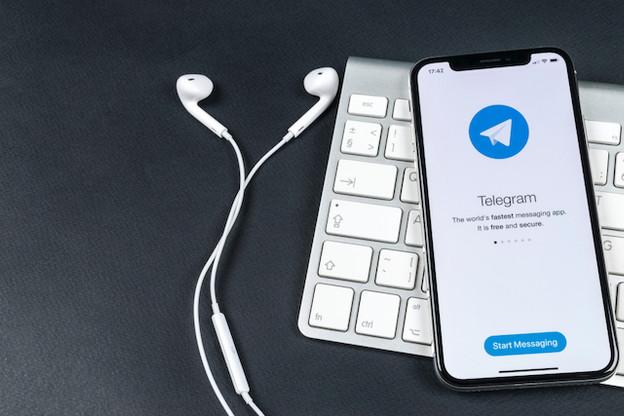 La messagerie chiffrée russe Telegram devrait lancer au prochain trimestre sa propre blockchain, TON, beaucoup plus rapide que les autres, assure son CEO. (Photo: Shutterstock)