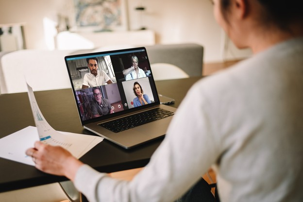 Le Covid a poussé les entreprises à basculer largement vers le télétravail. Un changement qui a particulièrement réussi au Luxembourg en 2020, selon Manpower. (Photo: Shutterstock)