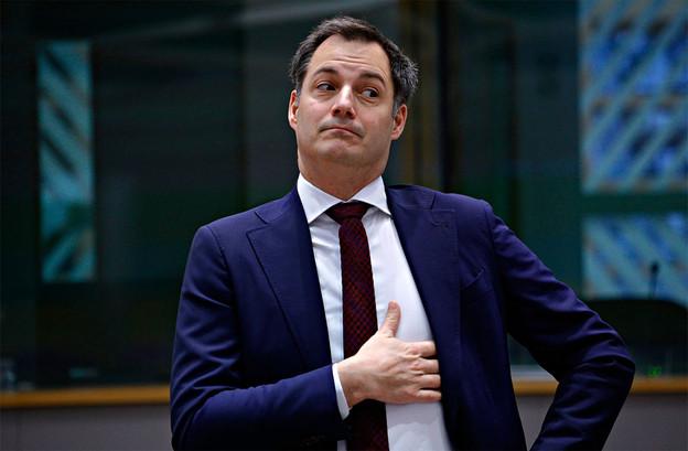 Le ministre belge des Finances, Alexander De Croo, espère que l'accord de principe se concrétisera l'année prochaine. Mais ne donne aucune garantie à ce sujet. (Photo: Shutterstock)